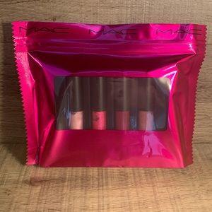 MAC Shiny Pretty Things Mini Lip Glosses Pink